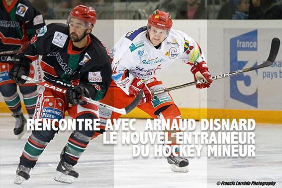 Entretien avec Arnaud Disnard