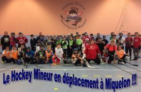 Déplacement à Miquelon