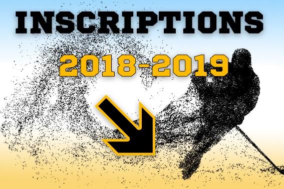 Dossier inscription 2018-2019