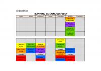 PLANNING 2016-2017 JANVIER