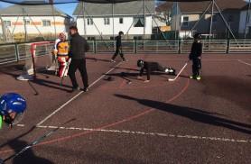 Week-end Hockey ball à Saint-Pierre